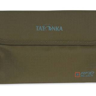 Travel Folder RFID B Olive
