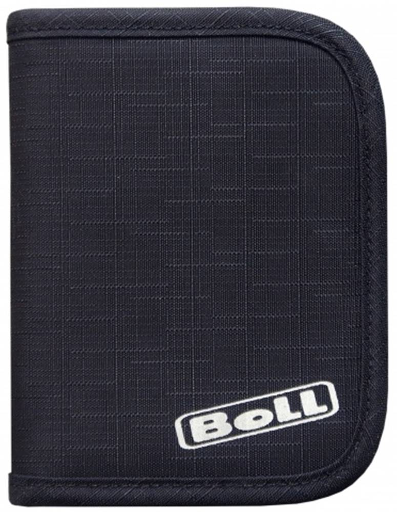 Boll Zip Wallet Black/lime