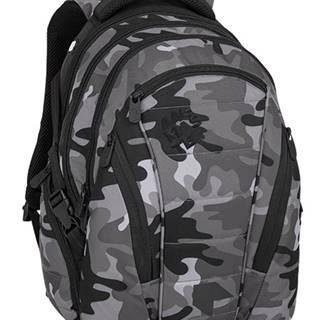 Bag 8 CH Black/grey/white