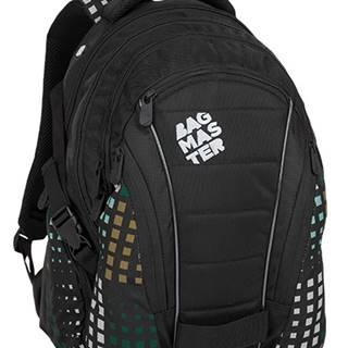 Bag 8 D Black/green/grey