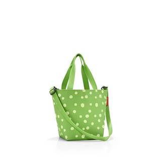 Shopper XS Spots Green
