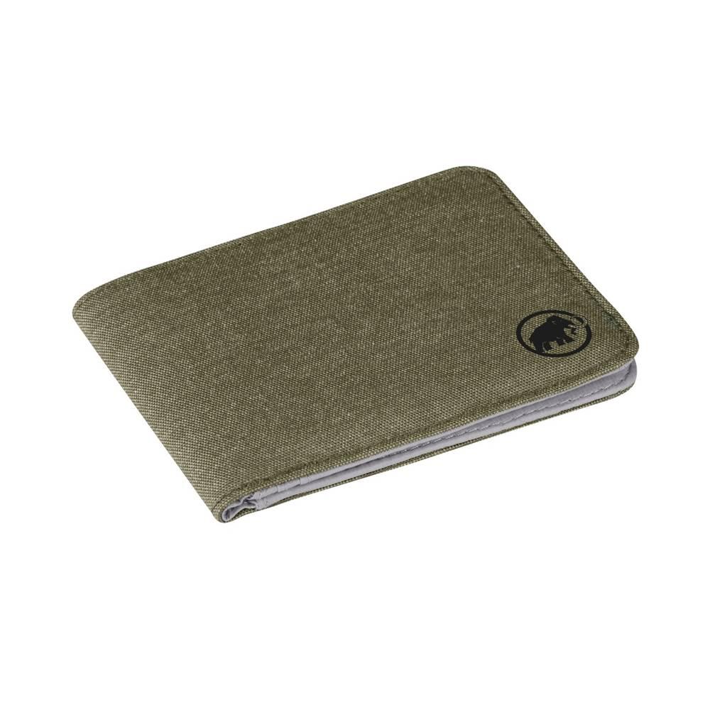 Mammut Flap Wallet Mélange Olive