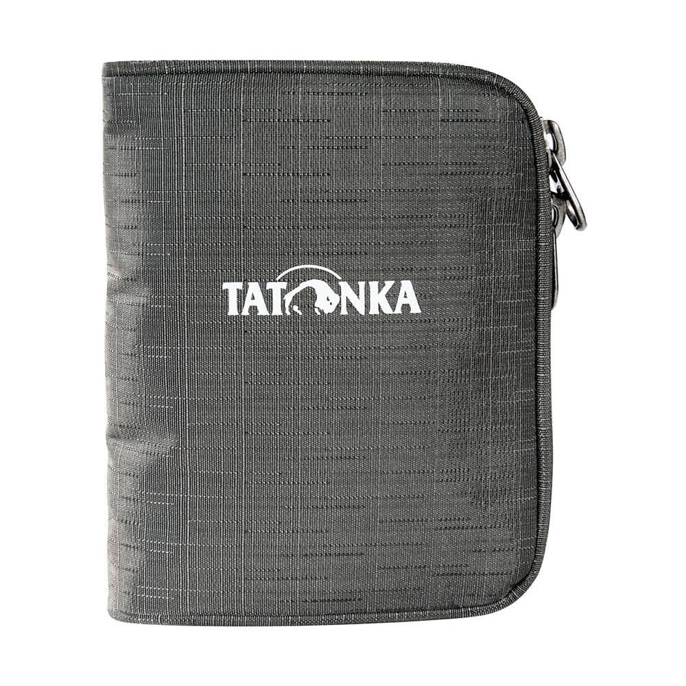 Tatonka Zipped Money Box Titan grey