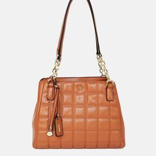 Hnedá kabelka Gionni