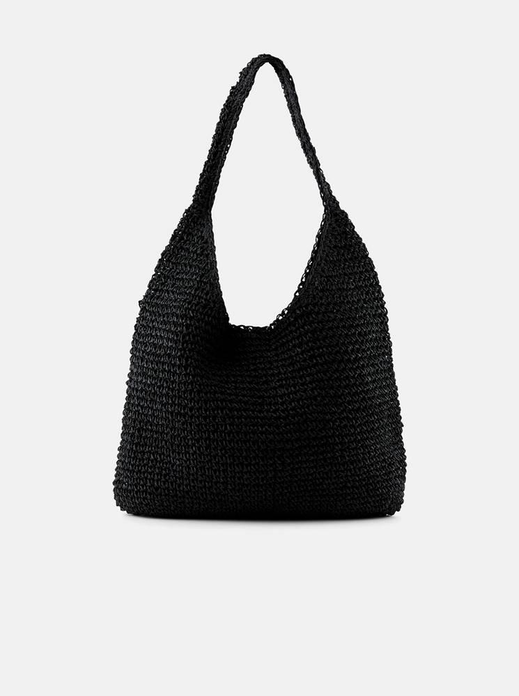 Pieces Tašky pre ženy Pieces - čierna