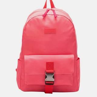Ružový batoh Consigned Finlay Clip