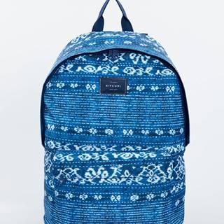 Modrý vzorovaný batoh Rip Curl