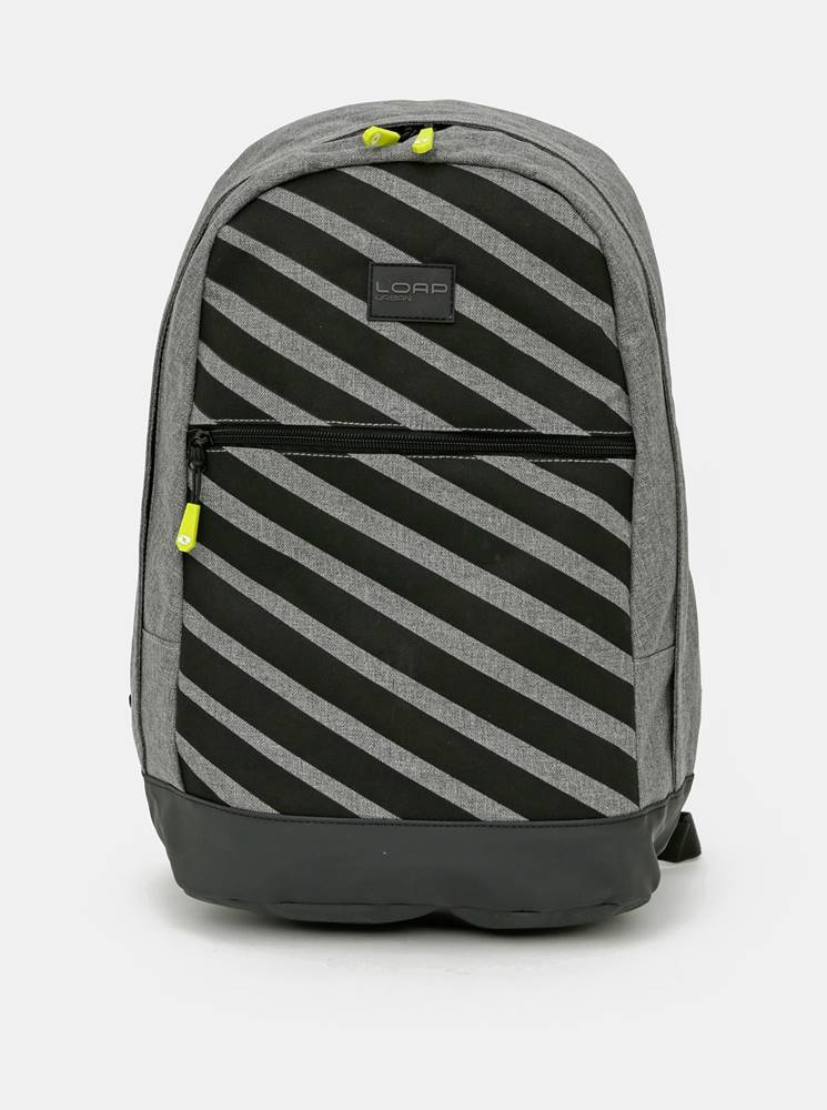 LOAP Šedý vzorovaný batoh LOAP