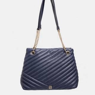 Tmavomodrá kabelka Bessie London