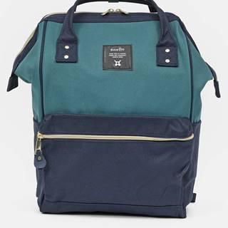 Tmavomodrý batoh Anello 18 l
