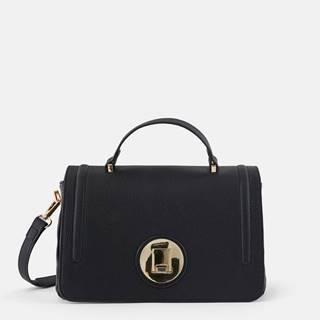 Čierna malá kabelka Pieces Rose Marie