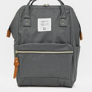 Šedý batoh Anello 10 l
