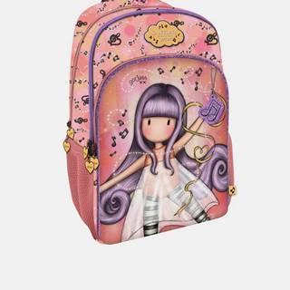 Ružový batoh  Gorjuss Little Dancer