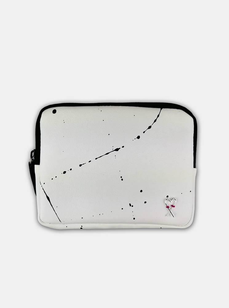 xiss Xiss biele peňaženka Splashed White