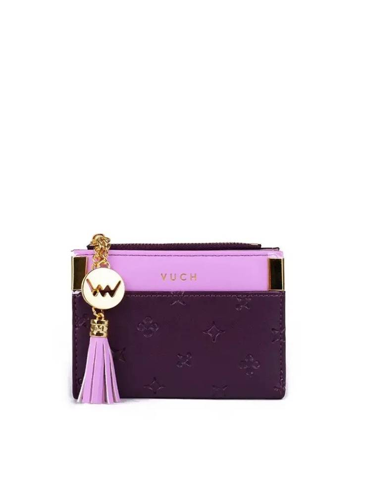 vuch fialové malá peňaženka Mia