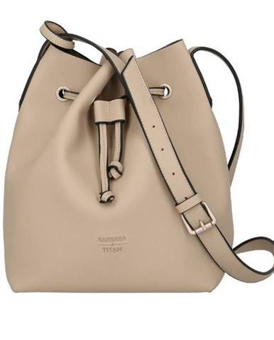Titan Barbara Pure Bucket Bag Sand