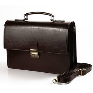 Monarchy Everyday Briefcase Brown