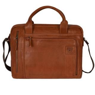 Strellson Upminster Briefbag SHZ Cognac
