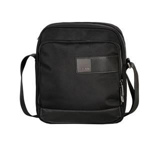 Titan Power Pack Shoulder Bag Black
