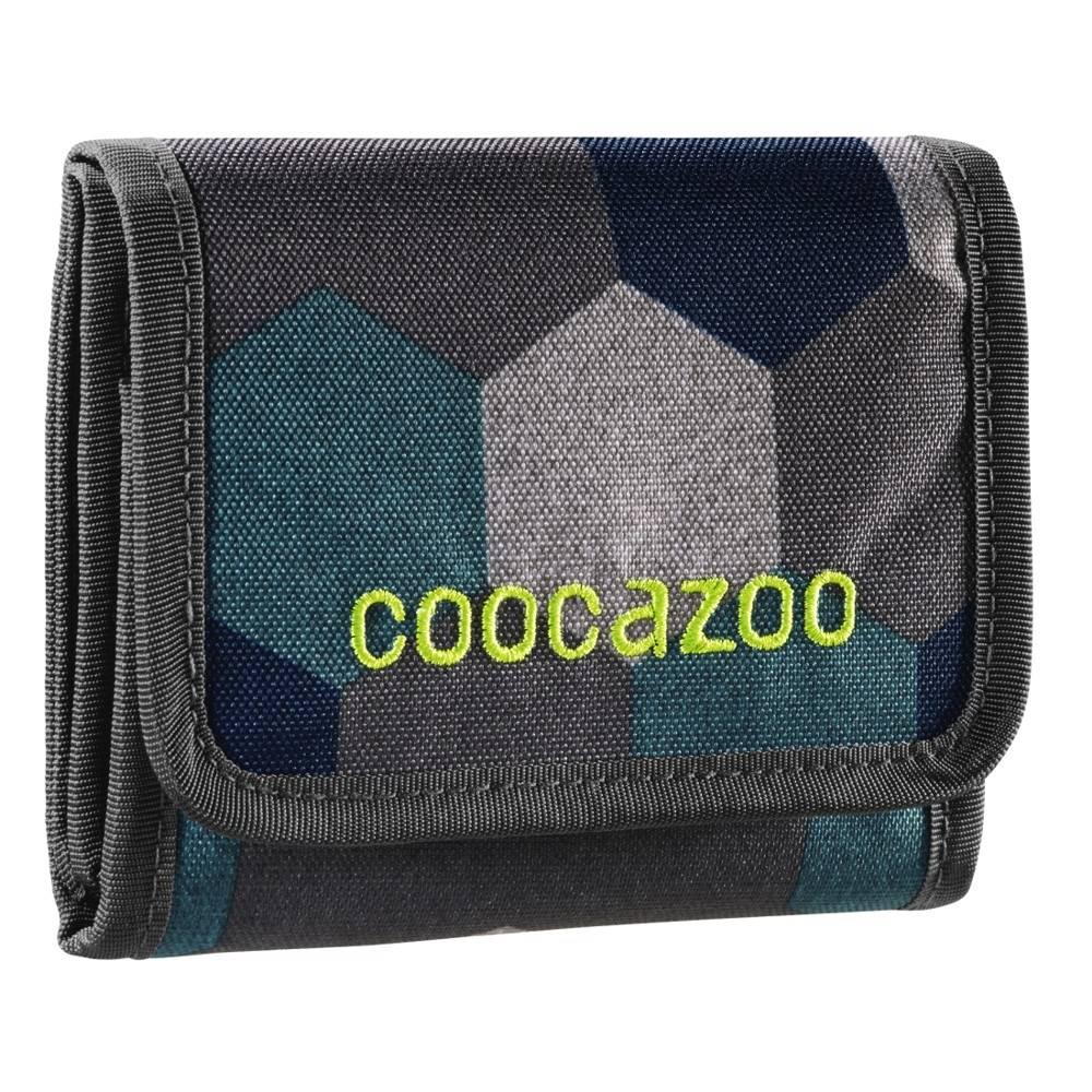Coocazoo Coocazoo CashDash Blue Geometric Melange