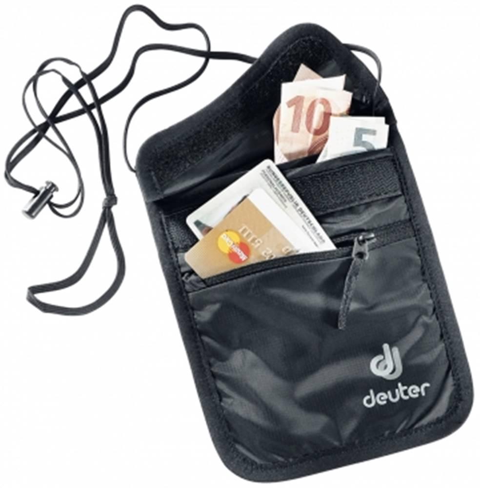 Deuter Deuter Security Wallet II Black