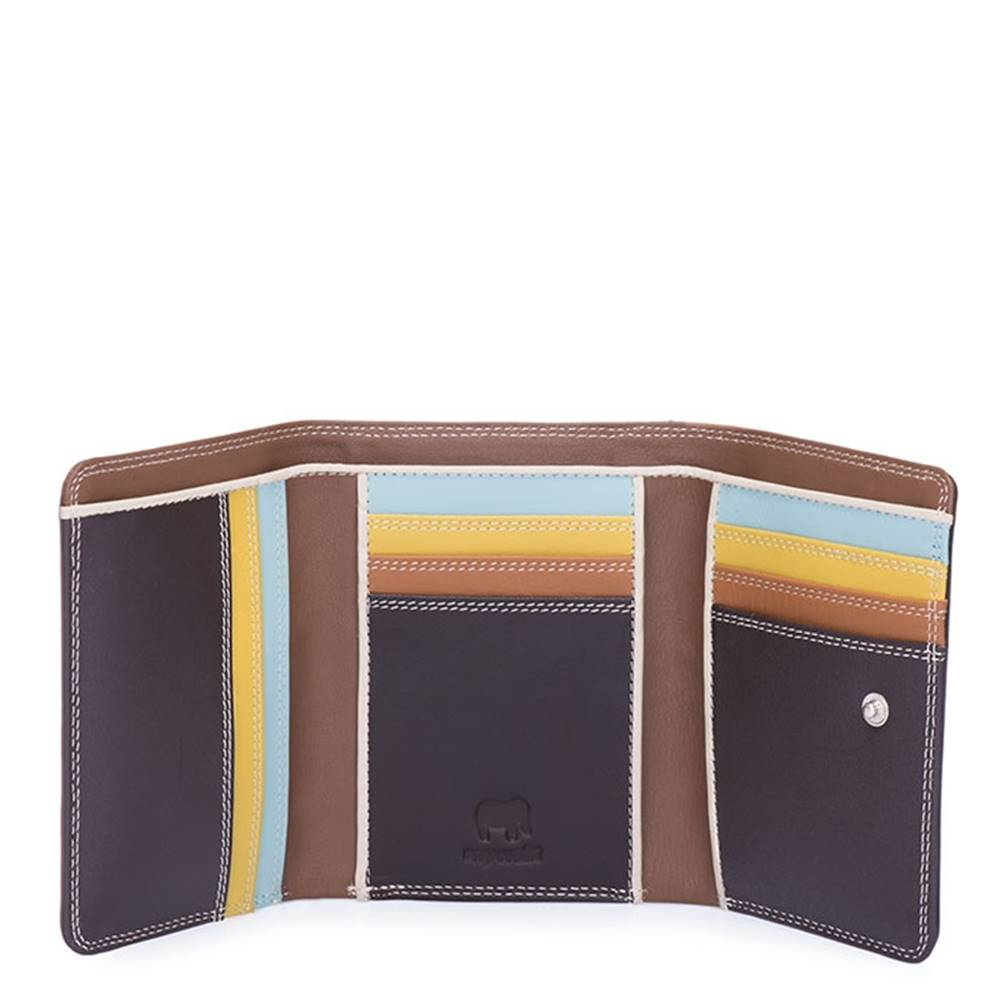 Mywalit Mywalit Medium Tri-fold Wallet Mocha