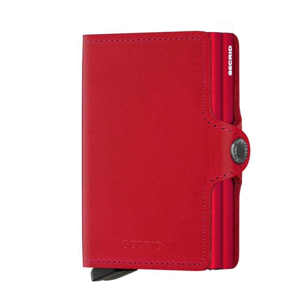 Secrid Secrid Twinwallet Original Red-Red