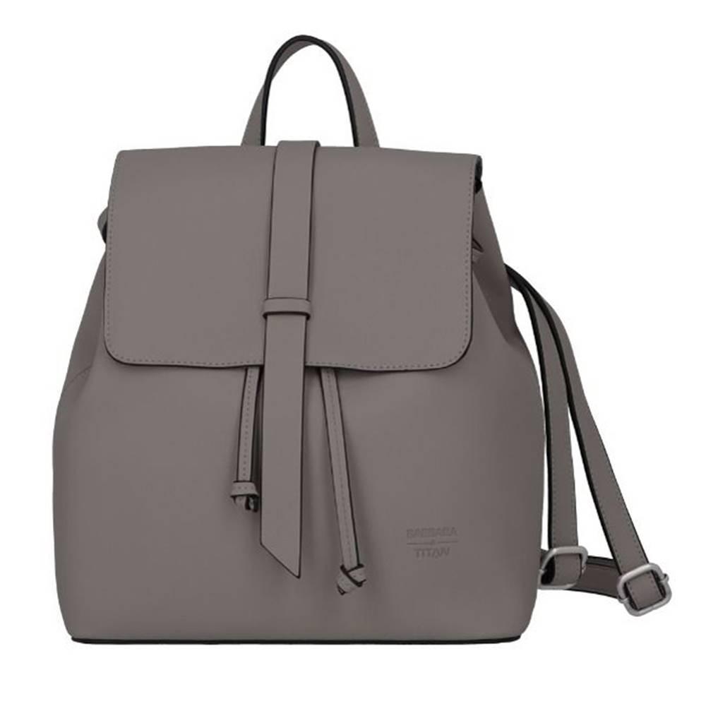 Titan Titan Barbara Pure Backpack Grey