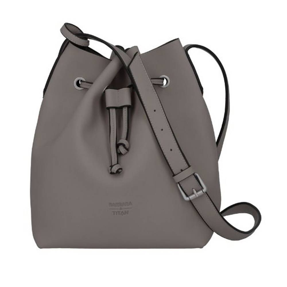 Titan Titan Barbara Pure Bucket Bag Grey