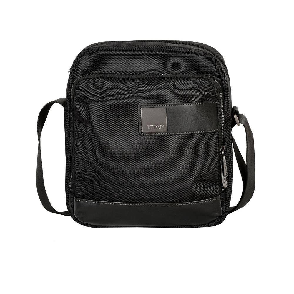 Titan Titan Power Pack Shoulder Bag Black