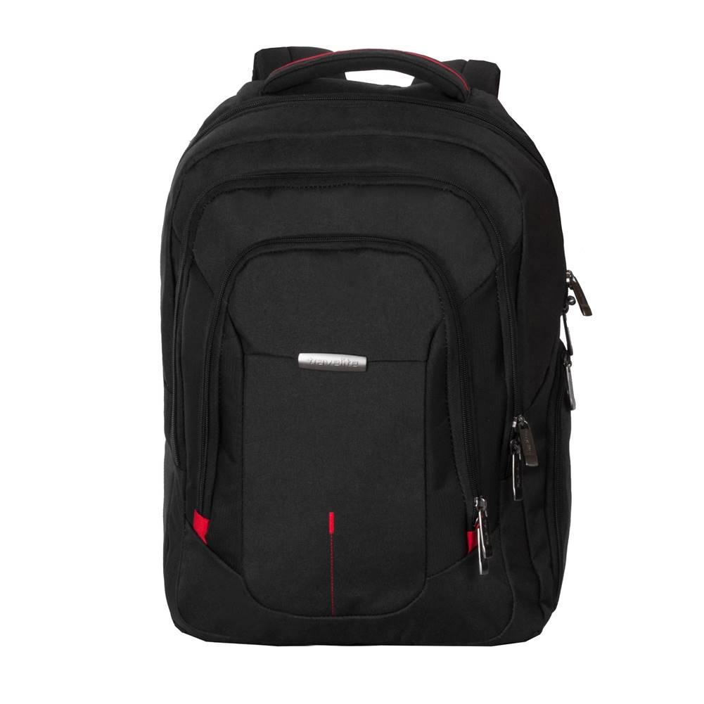 Travelite Travelite @Work Business backpack Black