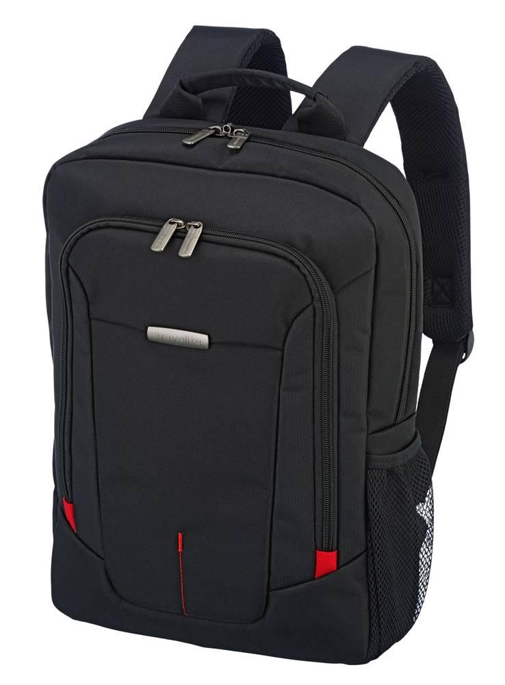 Travelite Travelite @Work Business backpack slim Black