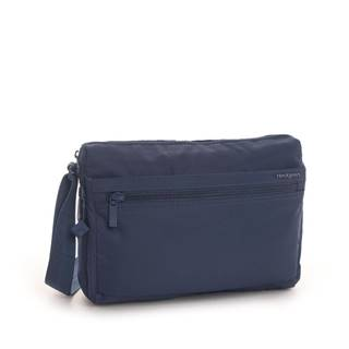 Hedgren Shoulder bag Eye M RFID Dress blue Tone on Tone