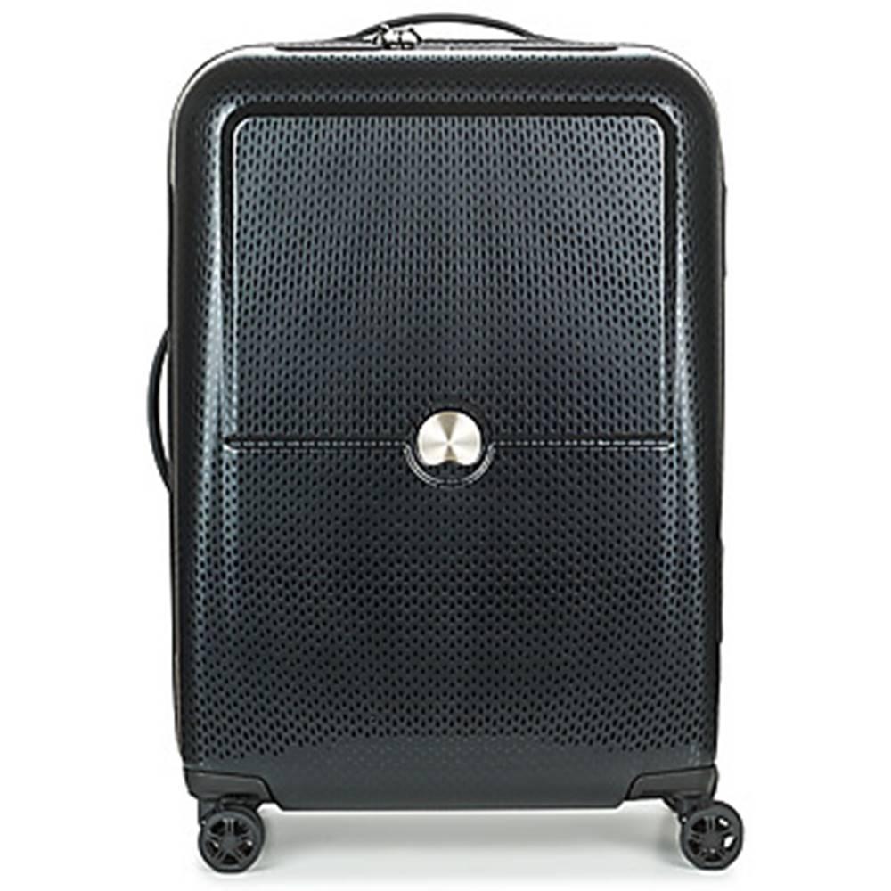 Delsey Pevné cestovné kufre Delsey  TURENNE CAB 4R 55CM