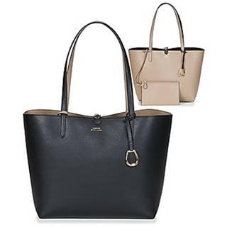 Veľká nákupná taška/Nákupná taška Lauren Ralph Lauren  MERRIMACK REVERSIBLE TOTE MEDIUM
