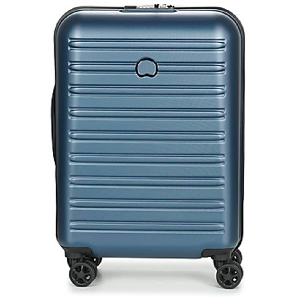 Delsey Pevné cestovné kufre Delsey  SEGUR 2.0 CAB SL 4DR 55CM
