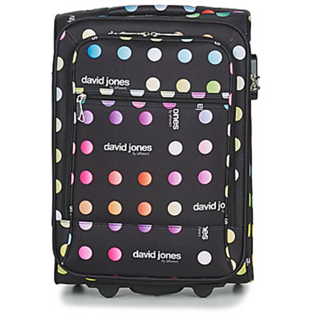 David Jones Pružné cestovné kufre David Jones  CASILO 41L